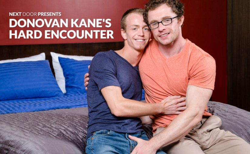 Donovan Kane's Hard Encounter