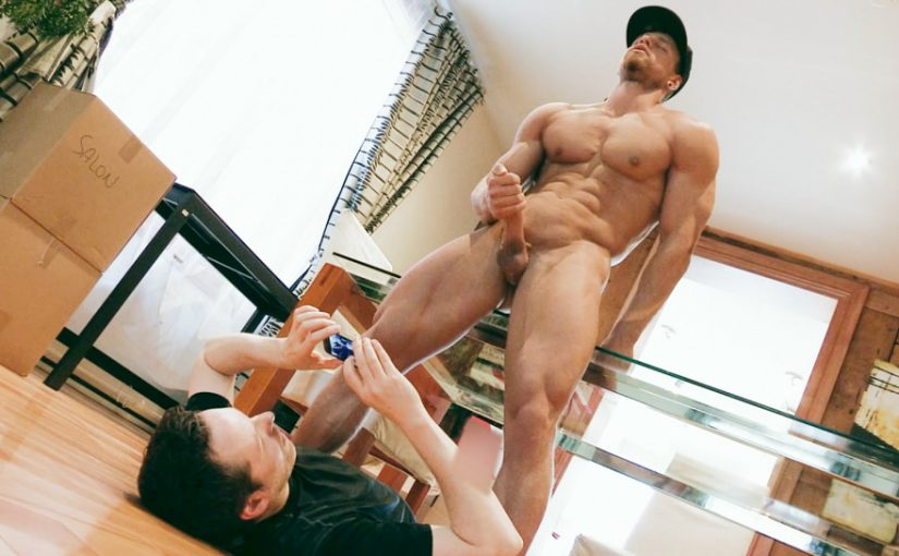 Moving Muscles BTS, Scene #01