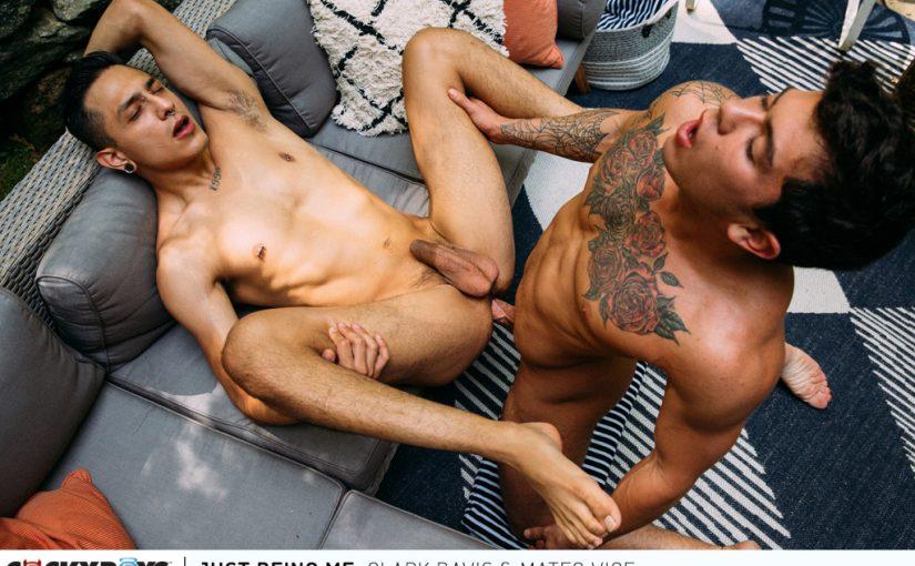 Mateo Vice & Clark Davis