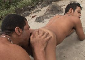 Cristian and Junior