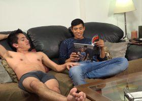 Mateo and Alexander