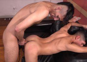 Fabrice and Anibal