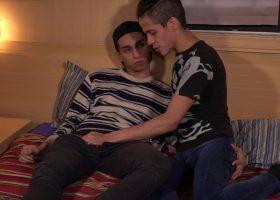 Fabrice and Maykol