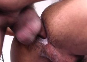 Latin Dad and Son Fuck